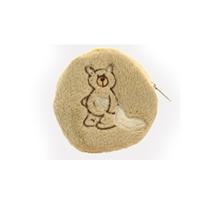 Teddykompaniet Portmonetka Żółty