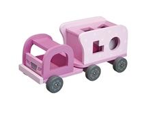 Kids Concept Klocki Drewniane Samochód