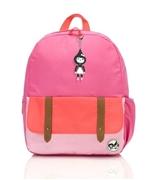 Zip & Zoe Plecak Junior Bright Pink Colour