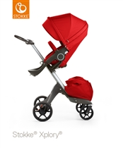 Stokke® Xplory Wózek Spacerowy 2017 Red