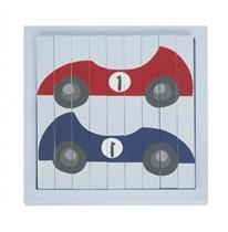 Kids Concept Puzzle Odwracane Niebieskie
