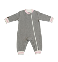 Juddlies Cottage Pajacyk Beach Beige 6-12m
