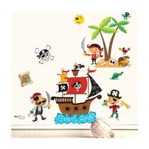 Wallies Naklejki Ścienne Piraci