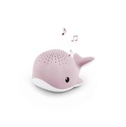 Zazu WALLY Projektor Wieloryb Pink