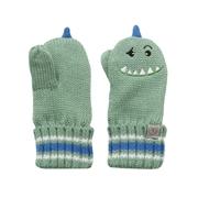 FlapJack Rękawiczki Dziecięce z Jednym Palcem Dinozaur S