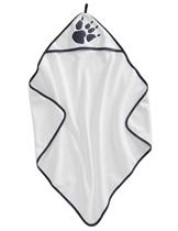 Kids Concept Neo Ręcznik z Kapturem Biały