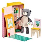 Petit Collage Przytulanka w Pudełku Miś
