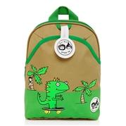 Zip & Zoe Plecak Mini ze Smyczą Dino Palm