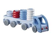 Kids Concept Ciężarówka z Klockami Blue