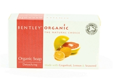 Bentley Organic Detoksykujące Mydło