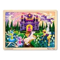 Melissa & Doug Puzzle Baśniowy Zamek 48 el