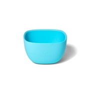 Avanchy La Petite Silikonowa Miseczka dla Dziecka 4m+ Blue