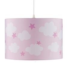 Kids Concept Lampa Wisząca Chmurki Różowe