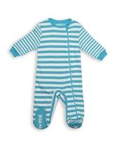 Juddlies Pajacyk Scuba Blue Stripe 3-6m