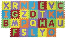 Ludi Piankowe Puzzle Litery 1054
