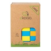 ekoala Klocki dla Dzieci BIOplastik 38 szt
