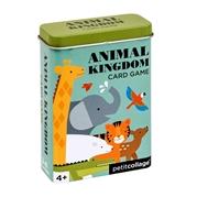 Petit Collage Gra Karciana Zwierzęta