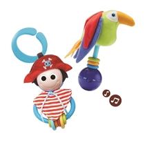 Yookidoo Muzyczny Zestaw Grzechotek Pirat