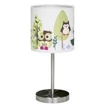 Kids Concept Lampka Stojąca Sowa Zielona