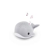 Zazu WALLY Projektor Wieloryb Grey