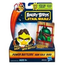 Star Wars Angry Birds Figurka Han Solo