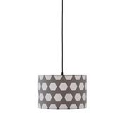 Kids Concept Lampa Wisząca Hexagon Grey