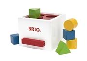 BRIO Drewniany Sorter Kształtów