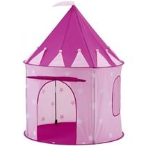 Kids Concept Namiot Różowy w Gwiazdy