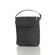 Babymel Torba Termiczna Quilted Charcoal
