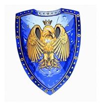 Liontouch Golden Eagle Tarcza Rycerz Orzeł