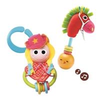 Yookidoo Muzyczny Zestaw Grzechotek Konik