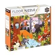 Petit Collage Puzzle Podłogowe Las