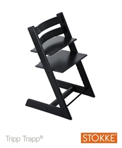 Stokke® Krzesełko Tripp Trapp®  Black