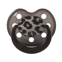 Rock Star Baby Smoczek Leopard 0-3m