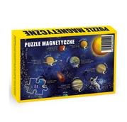 Puzzle Magnetyczne Poznaje Planety
