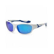 KOOLSUN Okulary SPORT White Royal Blue 3-8
