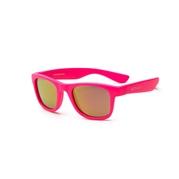 KOOLSUN Okulary WAVE Neon Pink 1-5 lat