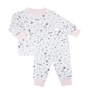 Babyblooms Piżama Niemowlęca Babeczki Pink