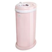 Ubbi Stalowy Kosz na Pieluchy Blush Pink