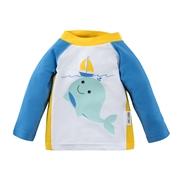 Zoocchini Koszulka Kąpielowa UV Wieloryb M