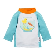 Zoocchini Koszulka Kąpielowa UV Akwarium S