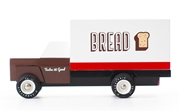Candylab Samochód Drewniany Bread Truck