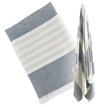 Lulujo Ręcznik Turecki 3w1 Granatowy