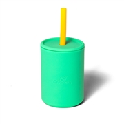 Avanchy La Petite Silikonowy Kubeczek dla Dziecka 6m+ Green