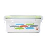 Innobaby Lunchbox Stalowy Aligator Green
