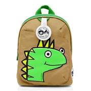 Zip & Zoe Plecak Mini ze Smyczą Dino Face