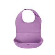 OXO Śliniak Zwijany Lilac