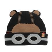 FlapJack Czapka dla Dziecka Niedźwiedź M/L