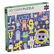 Petit Collage Puzzle Ukryte Obrazki Potwor