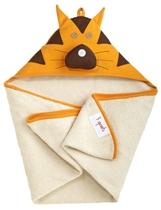 3 Sprouts Ręcznik Z Kapturem Tygrysek